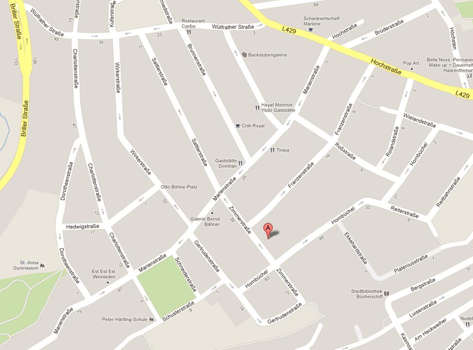 Googlemaps Screenshot